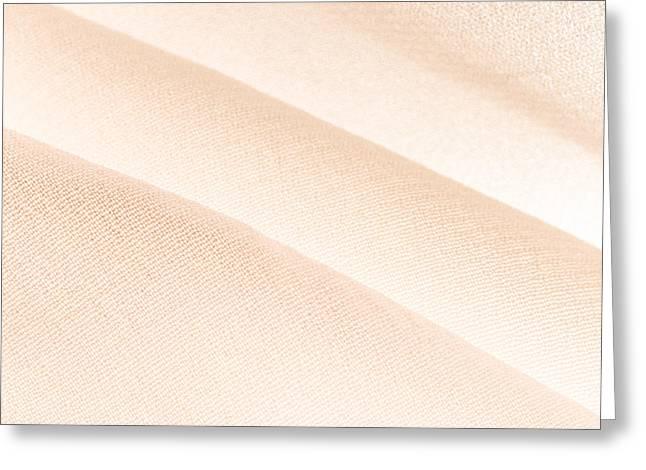 Manual Greeting Cards - Diagonal Lines Greeting Card by Yogendra Joshi