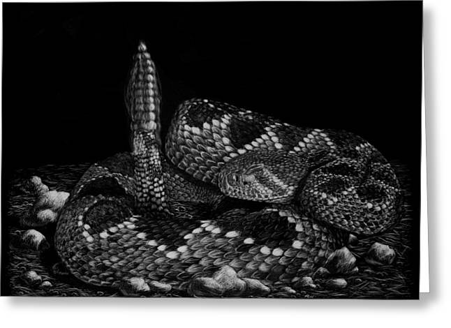 Photorealism Greeting Cards - Diamonds in the Rough Greeting Card by Heather Ward
