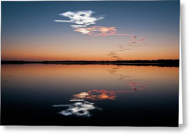 Discovered Greeting Card by Mark Englert