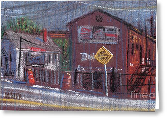 Church Street Greeting Cards - Dixie Exterminators Greeting Card by Donald Maier