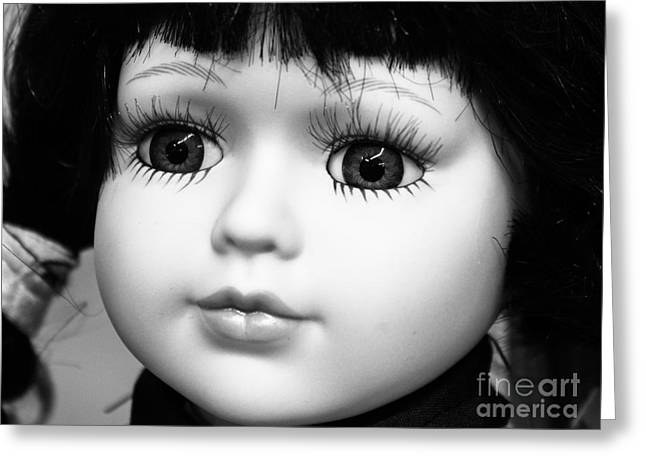 Daughter Gift Greeting Cards - Doll 14 Greeting Card by Robert Yaeger