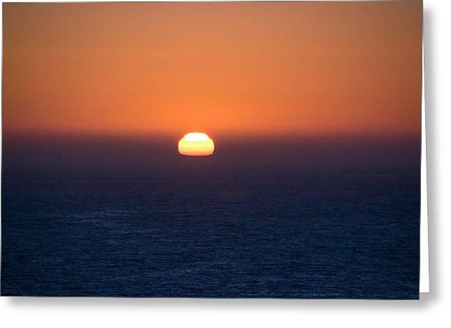 Clemente Greeting Cards - Dowsing Sun Greeting Card by Bill Lorenz