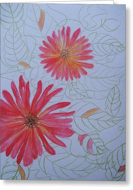 Dreams Greeting Card by Sharmila L
