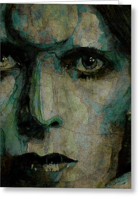 David Digital Art Greeting Cards - Drive In Saturday@ 2 Greeting Card by Paul Lovering