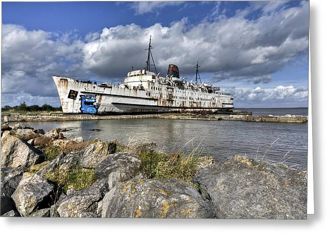 Duke Of Lancaster Greeting Cards - Duke Of Lancaster Greeting Card by George Standen