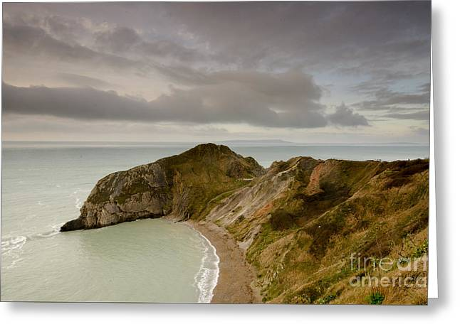 Durdle Door Greeting Card by Stephen Smith