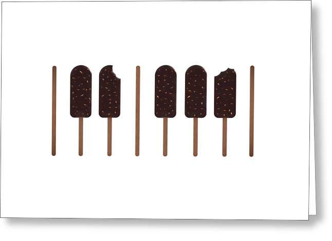 Eathoven Greeting Card by Mustafa Akgul