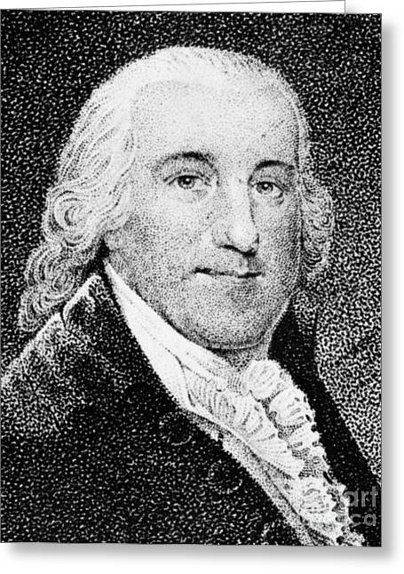 Statesman Greeting Cards - Edward Rutledge (1749-1800) Greeting Card by Granger
