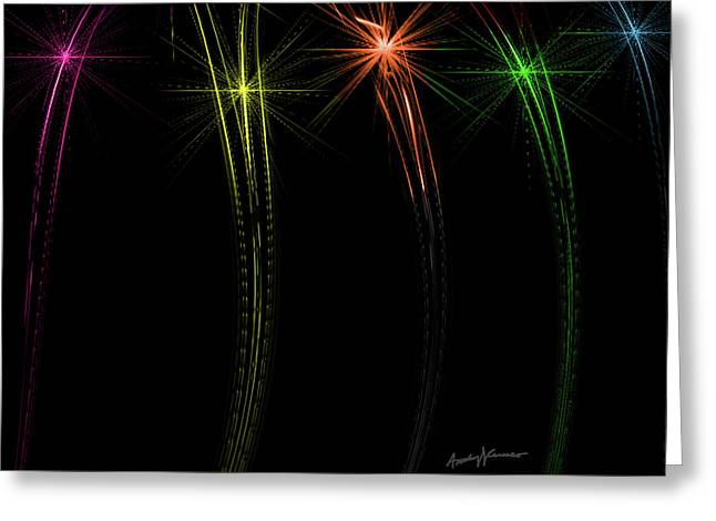 Electrical Resistance Greeting Cards - Ee Greeting Card by Anthony Caruso