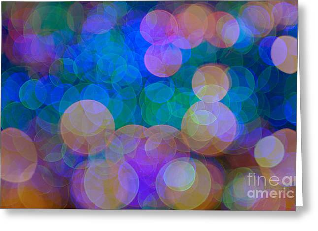 Effervescent.. Greeting Card by Nina Stavlund