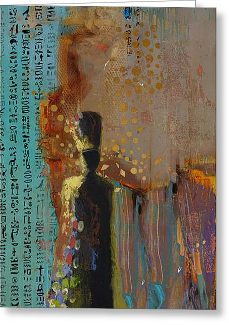 Egyptian Culture 76 Greeting Card by Corporate Art task Force