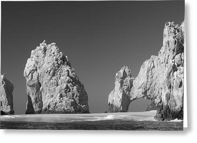 Baja California Greeting Cards - El Cabo Greeting Card by Christian Heeb