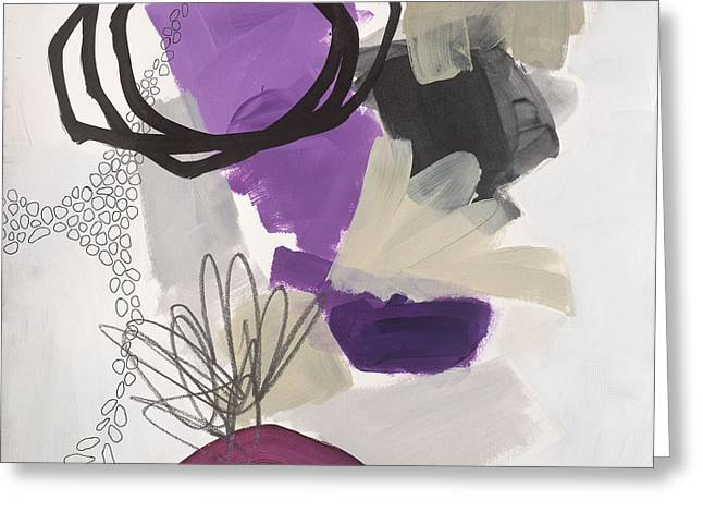 Element # 10 Greeting Card by Jane Davies