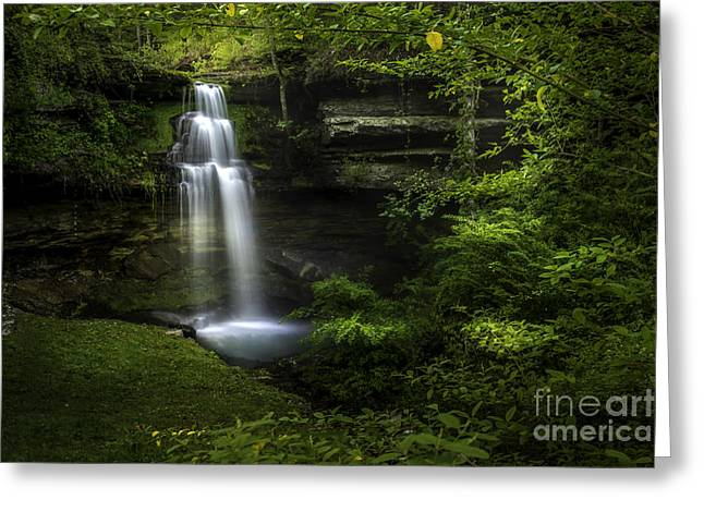 Tn Greeting Cards - Embrace of Time Greeting Card by Desmond Lake