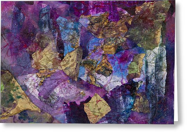 Entanglement Greeting Card by Don  Wright