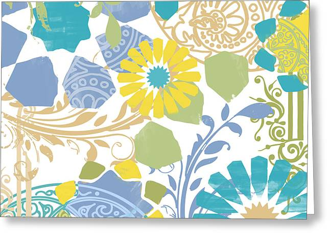 Ethnic Greeting Cards - Esperanza Greeting Card by Mindy Sommers