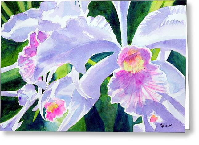Passion Greeting Cards - Essence of Love Greeting Card by Marsha Elliott