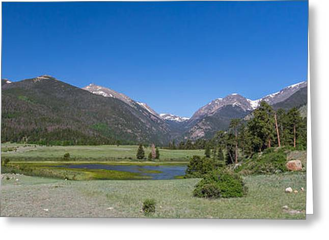 Mccoy Greeting Cards - Estes National Park 2 Greeting Card by A Different Brian Photography