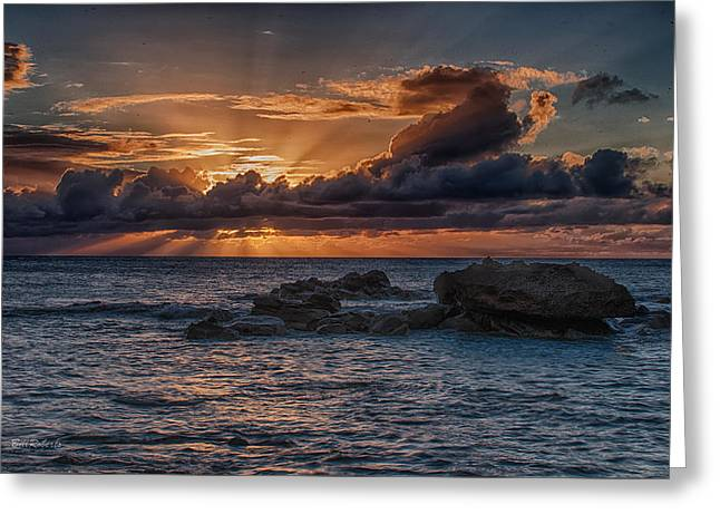 North Shore Greeting Cards - Eternal Light Greeting Card by Bill Roberts