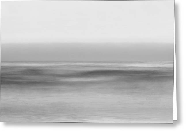 Every Breaking Wave Greeting Card by Az Jackson