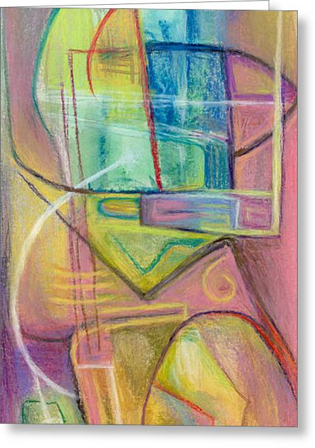 Warm Summer Pastels Greeting Cards - Exotica Greeting Card by Tom Kecskemeti