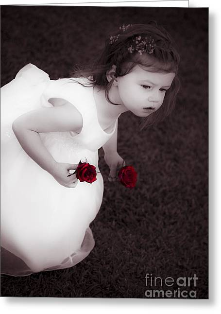 Cherubic Greeting Cards - Exploring The World Greeting Card by Ryan Jorgensen