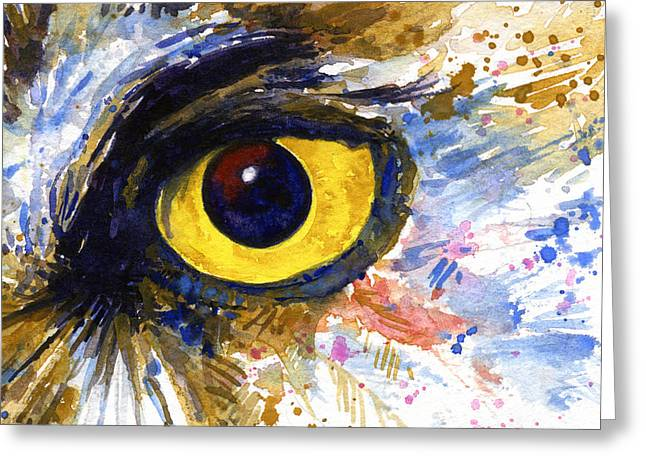 Owl Eyes Paintings Owl Eyes Paintings Gre...