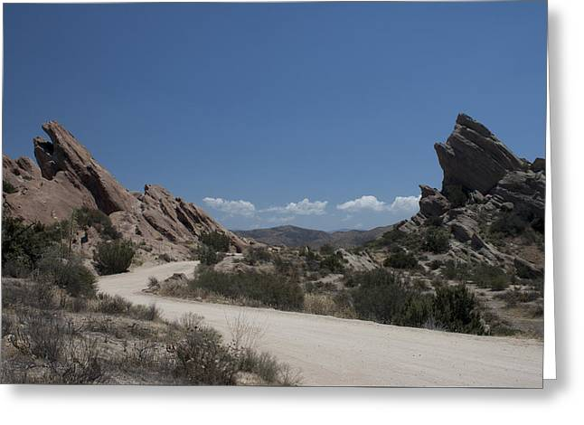 Colorful Cloud Formations Greeting Cards - Famous Rocks Greeting Card by Ivete Basso Photography