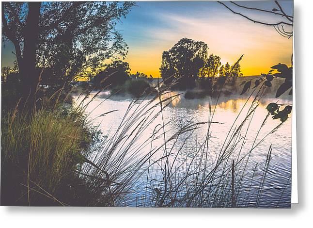 Photo Art Gallery Greeting Cards - Fantasy Greeting Card by George Fivaz