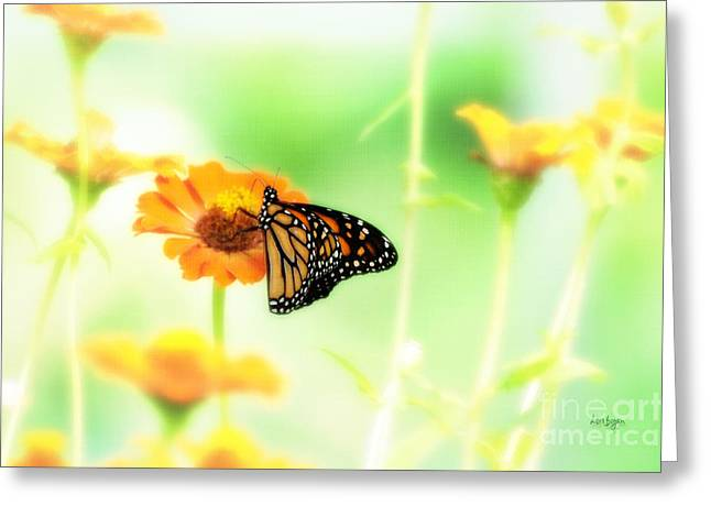 Butterfly Digital Greeting Cards - Farewell Greeting Card by Lois Bryan