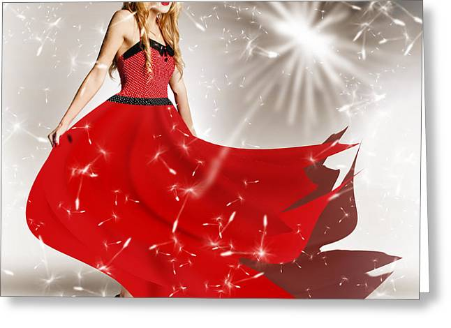 Fashion Love In The Spread Of Designs Greeting Card by Jorgo Photography - Wall Art Gallery