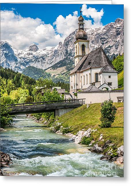 Feel The Spirits  Greeting Card by JR Photography