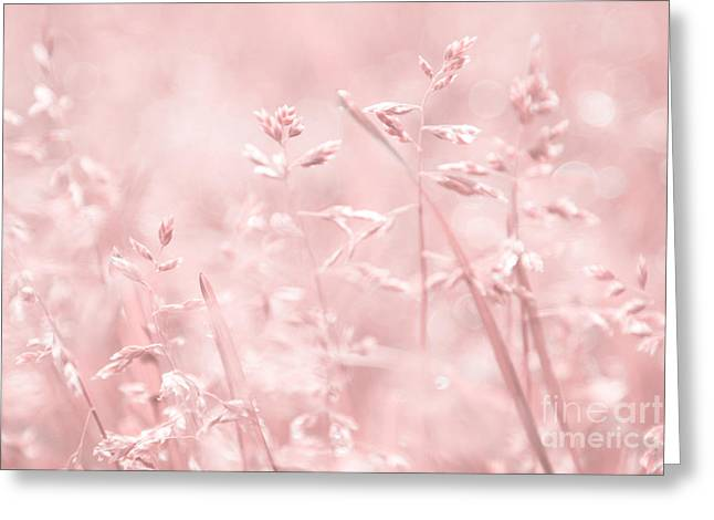 Soft Colour Greeting Cards - Femina Greeting Card by Aimelle