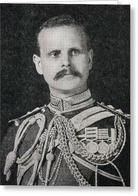 Anzac Greeting Cards - Field Marshal William Riddell Birdwood Greeting Card by Vintage Design Pics