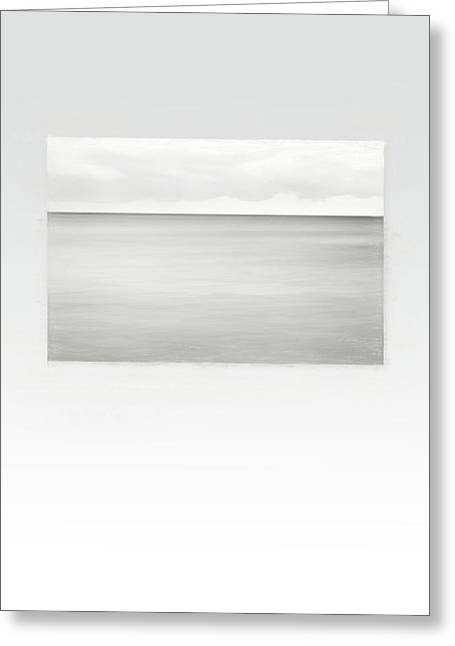 Fierce Calm Greeting Card by Scott Norris