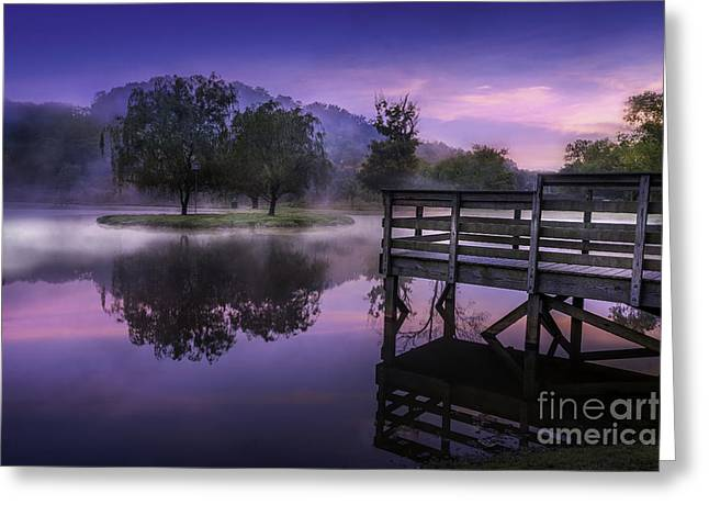 Tn Greeting Cards - Fine Fine Life Greeting Card by Desmond Lake