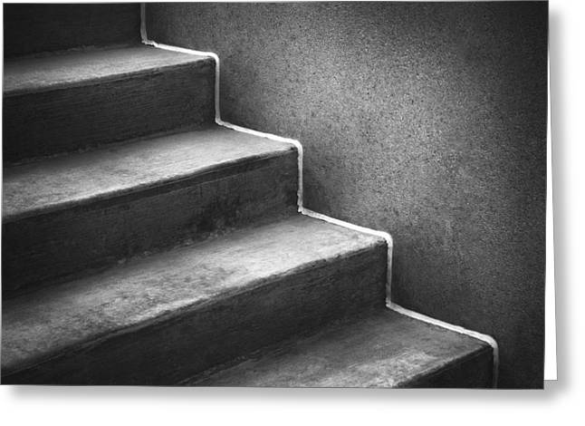 First Steps Toward Greeting Card by Scott Norris