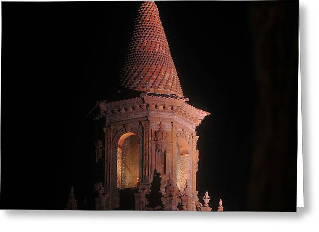 Flagler Greeting Cards - Flagler College Greeting Card by David Lee Thompson