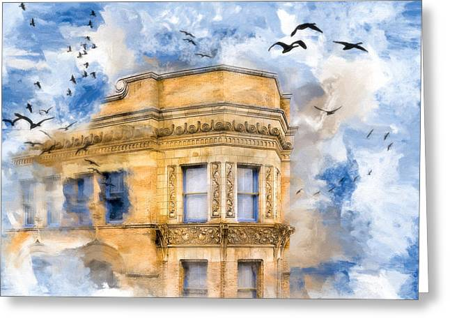 Historical Pictures Greeting Cards - Fleeting Dreams Of You Greeting Card by Mark E Tisdale