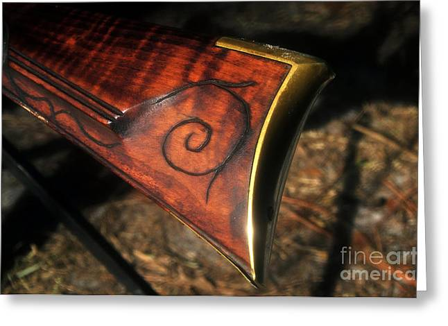 Flintlock Greeting Cards - Flintlock Greeting Card by David Lee Thompson