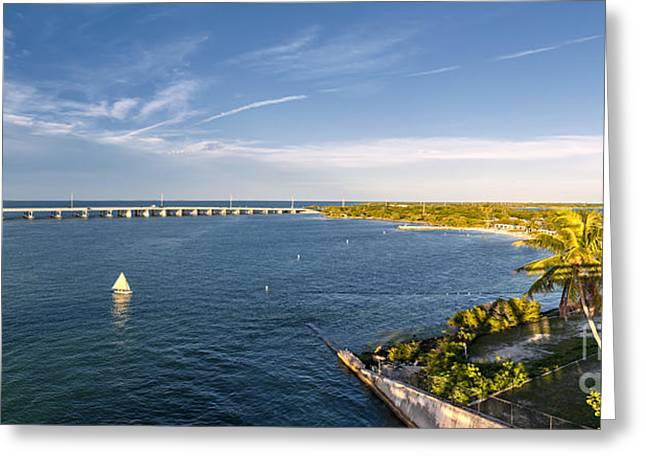 Florida Keys Greeting Card by Elena Elisseeva