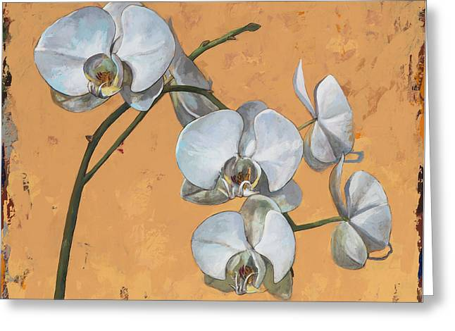 Flowers #8 Greeting Card by David Palmer