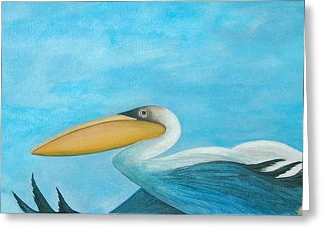 Sea Birds Greeting Cards - Fly Far Away Greeting Card by Stephanie Troxell