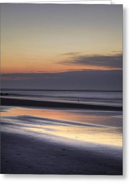 Folly Beach Morning  Greeting Card by Dustin K Ryan
