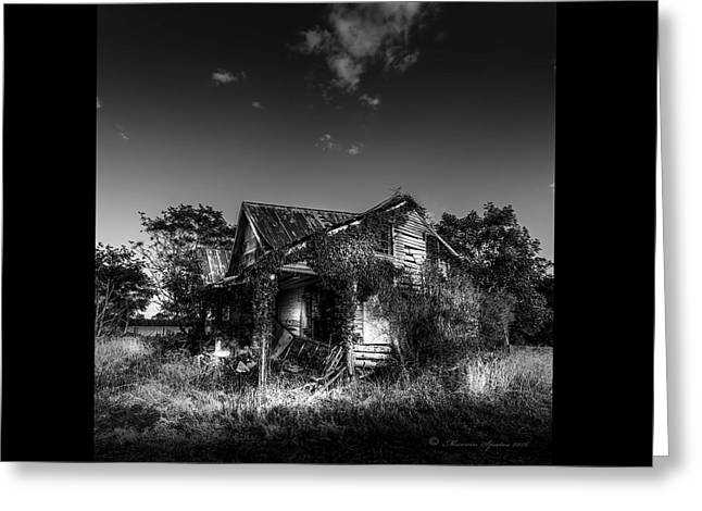Forgotten Memories Greeting Card by Marvin Spates