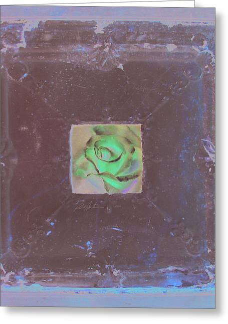 Roses Sculptures Greeting Cards - Framed  Greeting Card by Paul Autodore