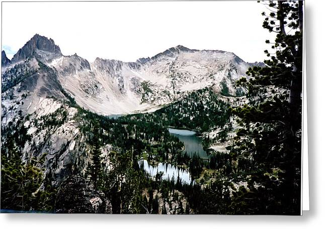 Frank Church 1 Photograph Greeting Card by Kimberly Walker