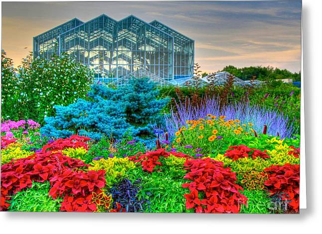 Frederik Meijer Gardens-2 Greeting Card by Robert Pearson