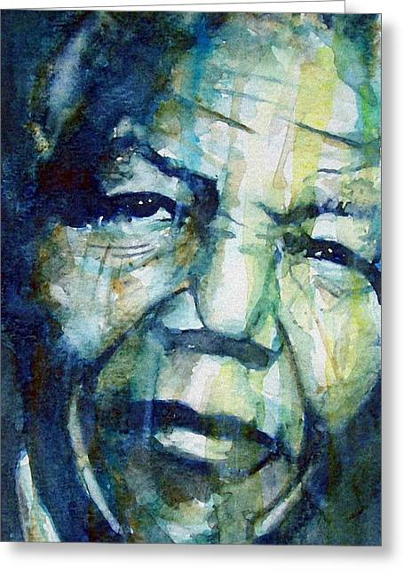 Nelson Greeting Cards - Freedom Greeting Card by Paul Lovering