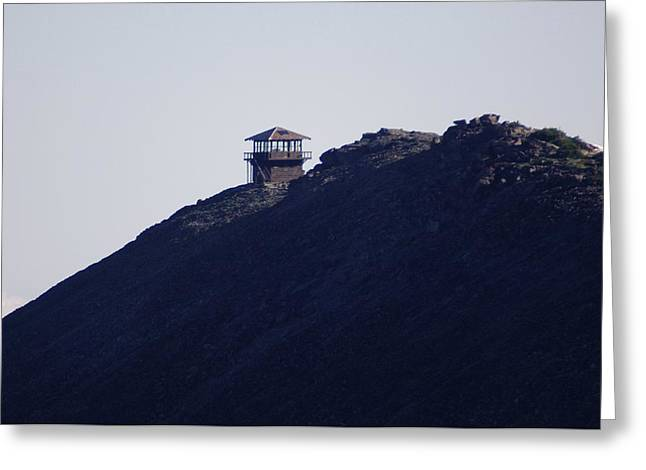 Freemont Greeting Cards - Fremont Lookout  Greeting Card by Jeff  Swan